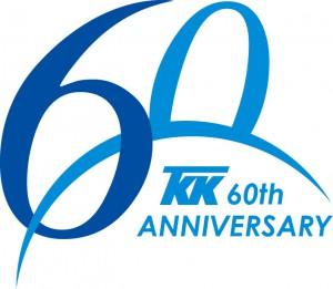 東海科学機器協会創立60周年記念マーク